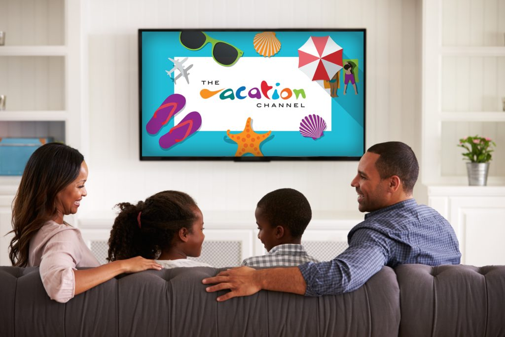 The Vacation Channel on Roku